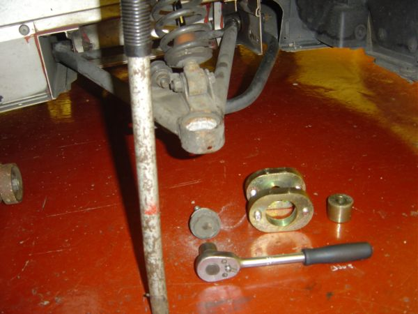 14. Ball Joint Removed.JPG