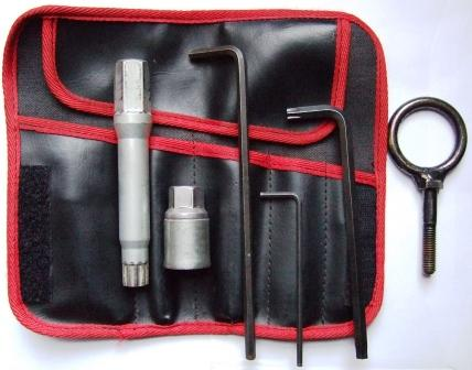 Later Lotus Elise S2 Tool Roll
