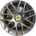 PB Racing SD Motorsport Wheel Evora