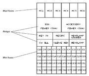 fusebox techwiki rh wiki seloc org lotus evora fuse box location